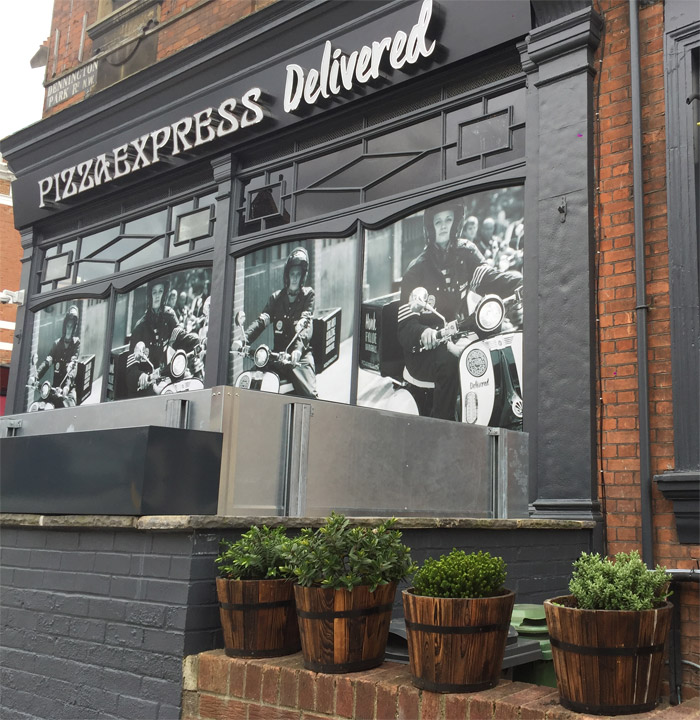 Pizza Express, Hampstead